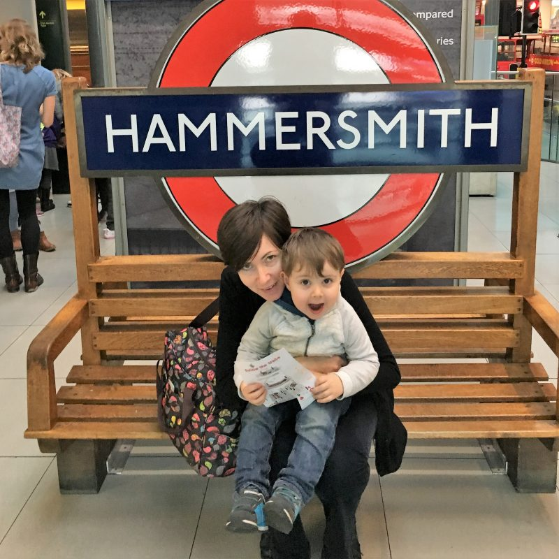 londra con bambini: il london transport museum