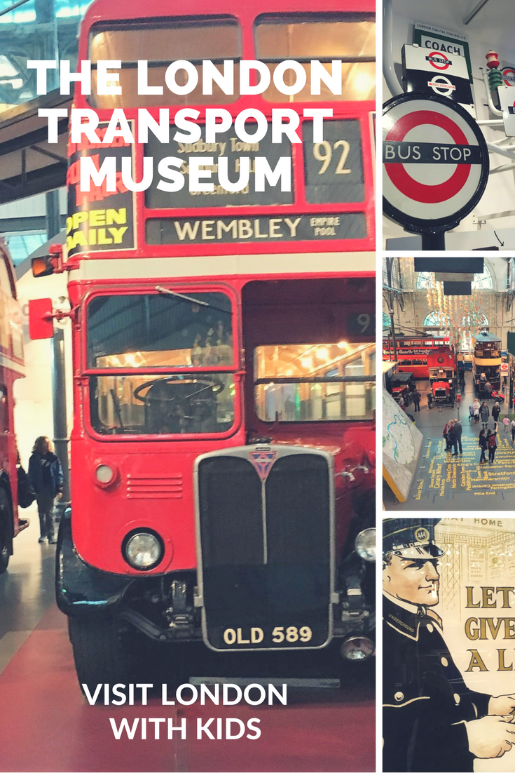 The London Transport Museum: tips before visiting