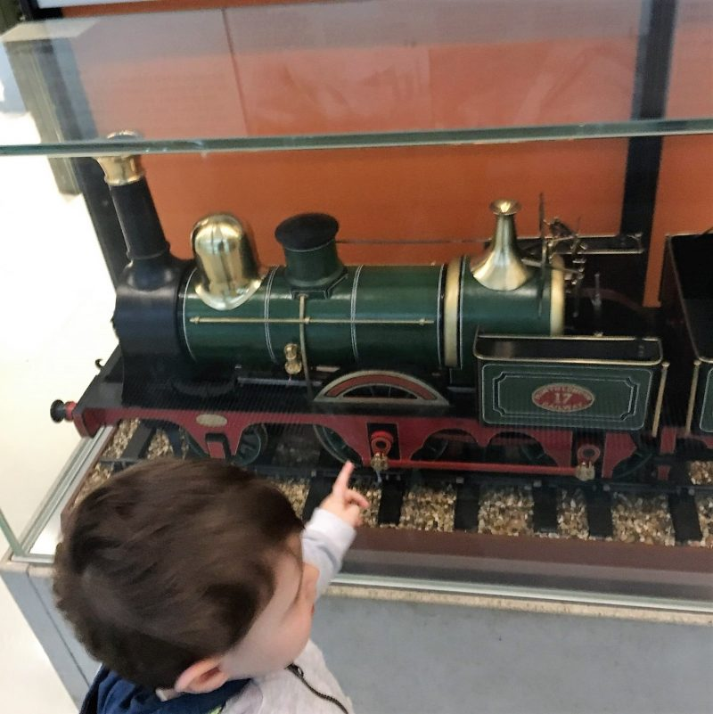 london-transport-museum-review